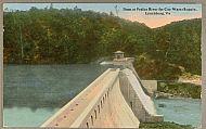 Bridges and Rivers : Water Pedlar dam 2 jg