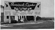 : Seminole SC site sign