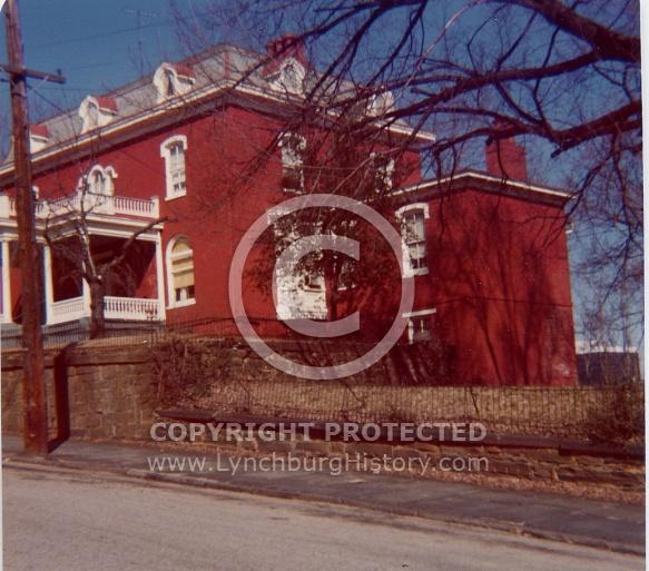 : Harrison 11th Carroll 1874 47 lhf