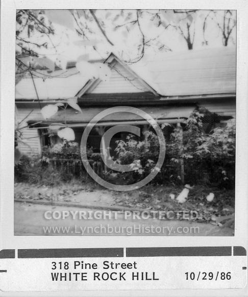 : 318 Pine street