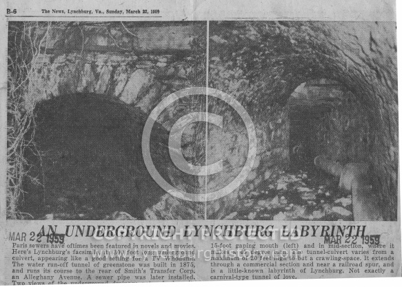 : Greenstone tunnel