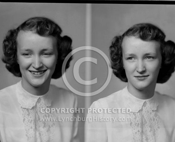 : Shirley Smith, April 6 1951