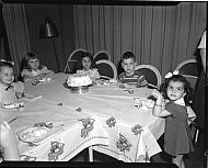 : Mrs. Harvey Cooper, Birthday Party, Marett 10, 1951
