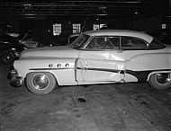 : MRS. BARBOUR CAR DAMAGED, APRIL 2