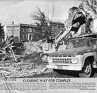 Lynchburg Governmental Complex - Clay Street 1969