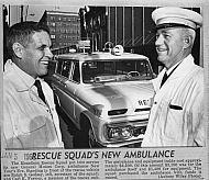 : Church st ambulance 1966