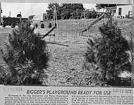 : Biggers playground opens