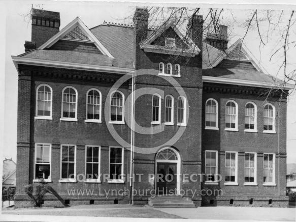 : Jones School, Floyd and Monroe Streets