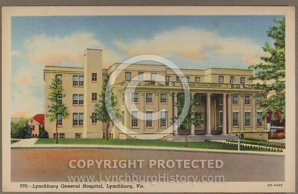 : Hospital Lynch Gen Federal jg