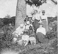 Rivermont picnic, Bowmans