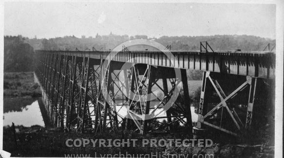 Trestle Over James River