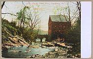 Bridges and Rivers : River Galts mill jg