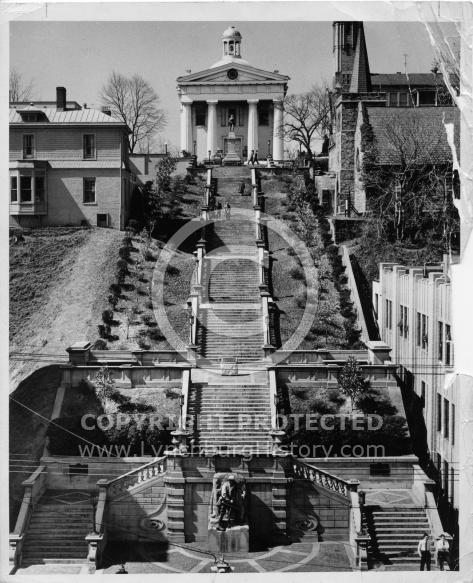 Monument Terrace - 1956