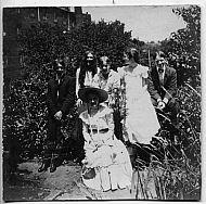 Folly garden Bowman, Watkins, Craighill, Bowman