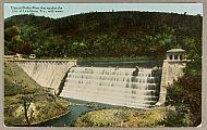 Bridges and Rivers : Water Pedlar dam 4 jg