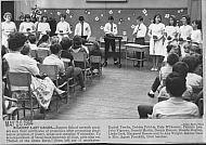 Biggers School - Last Graduation Class 1966