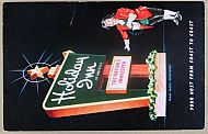 : Restaurant Holiday inn sign jg
