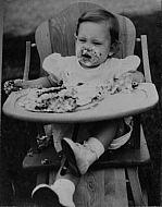 : DONALD FRANKLIN BABY GIRL, 1ST BIRTHDAY CAKE