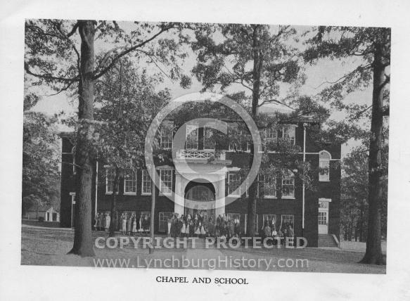 : Odd fellows chapel school