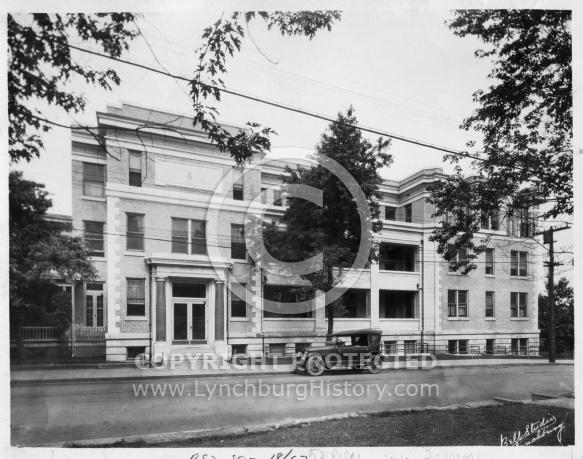 Marshall Lodge Memorial Hospital - 1920sl