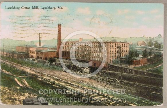 : Factory Cotton Mill jg