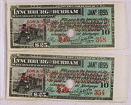 : Train Durham tickets jg