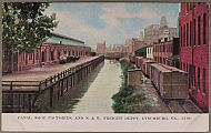 : Factory canal shoe fac jg