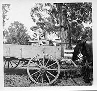 Joseph Rixey, Hilly Farm