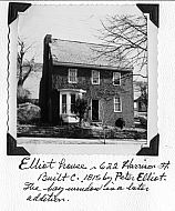 Elliot House - 622 Harrison Street