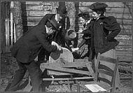 Rodes girls, Gutmann, Alberti, Ivanhoe