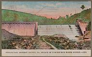 Bridges and Rivers : Water Pedlar dam jg