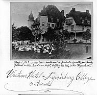 Lynchburg College - Westover Hotel