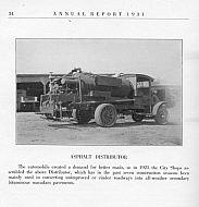 : 1931 asphalt