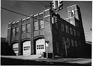 Lynchburg Fire Station - Front 1984