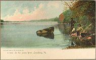 Bridges and Rivers : Water on james fishing jg