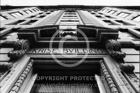 Lynchburg - Main Street Krise Building
