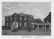 : Odd fellows girls bldg