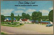: Motel Dixie cottage jg