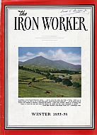 The Iron Worker - Winter 1955-56