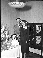 : DORRIS PERDUE WEDDING,  MAY 20