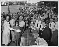 : Salvation army picnic 6 45 mill