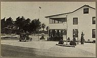 : Motel Old fort gas pump jg
