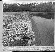 : Scotts mill dam