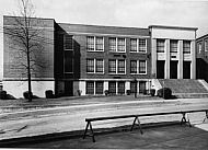 : Dunbar High School, south Bldg, 12th St.