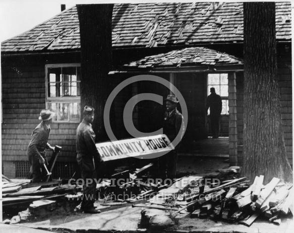 Miller Park - Community House 1950