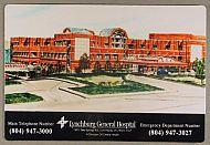: Hospital Lynch gen magnet jg
