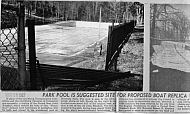 Packet Boat Marshall - Pool Site