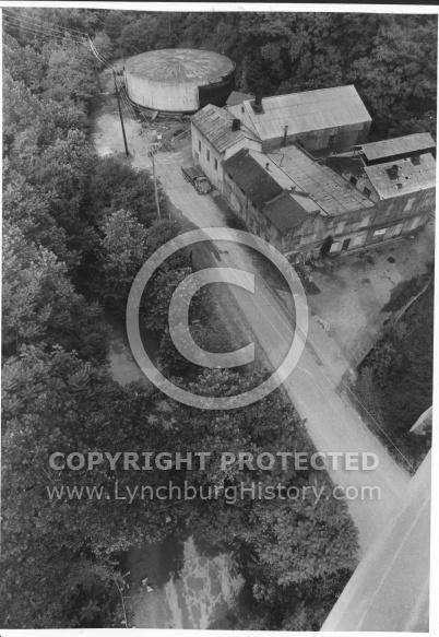 Blackwater Creek Tanks - 1982