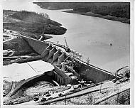 : Smith Mt Leesville Dam 3