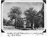Building at Odd Fellows Home